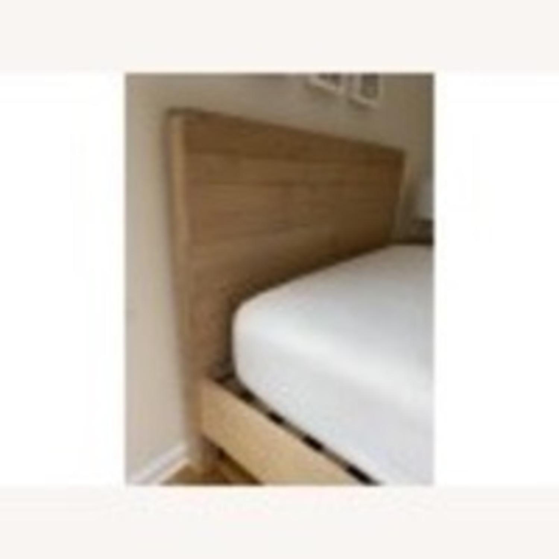 Crate & Barrel Full Elan Bed - image-2