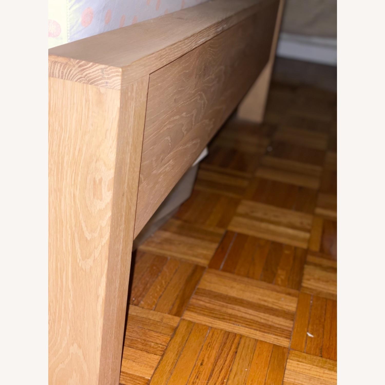 Crate & Barrel Full Elan Bed - image-7