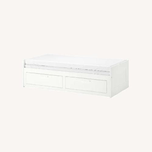 Used IKEA Brimnes Daybed for sale on AptDeco