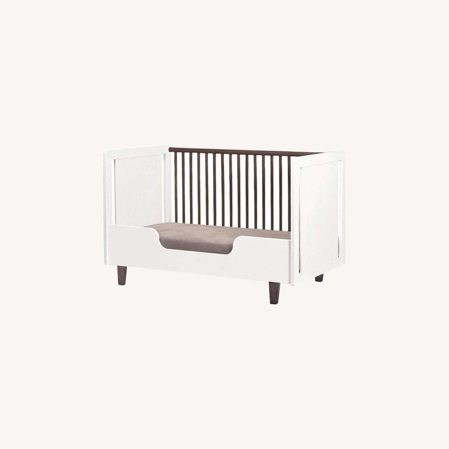 Oeuf Rhea Crib with Toddler Conversion - image-0