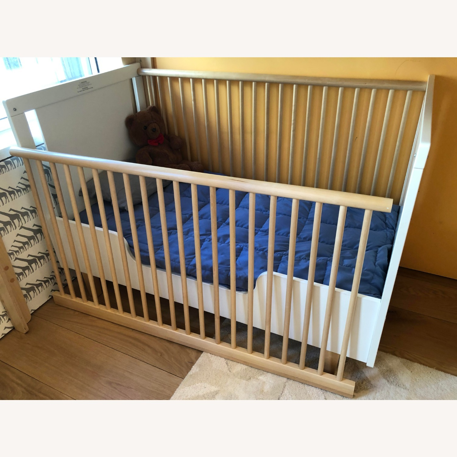 Oeuf Rhea Crib with Toddler Conversion - image-2