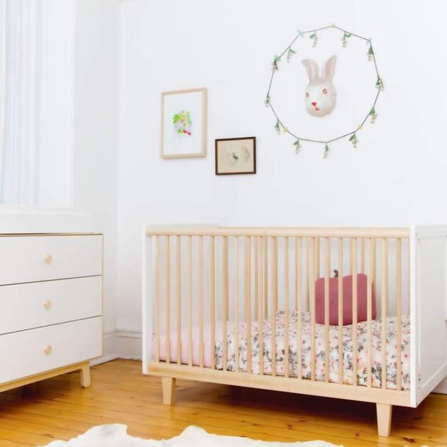 Oeuf Rhea Crib with Toddler Conversion - image-3
