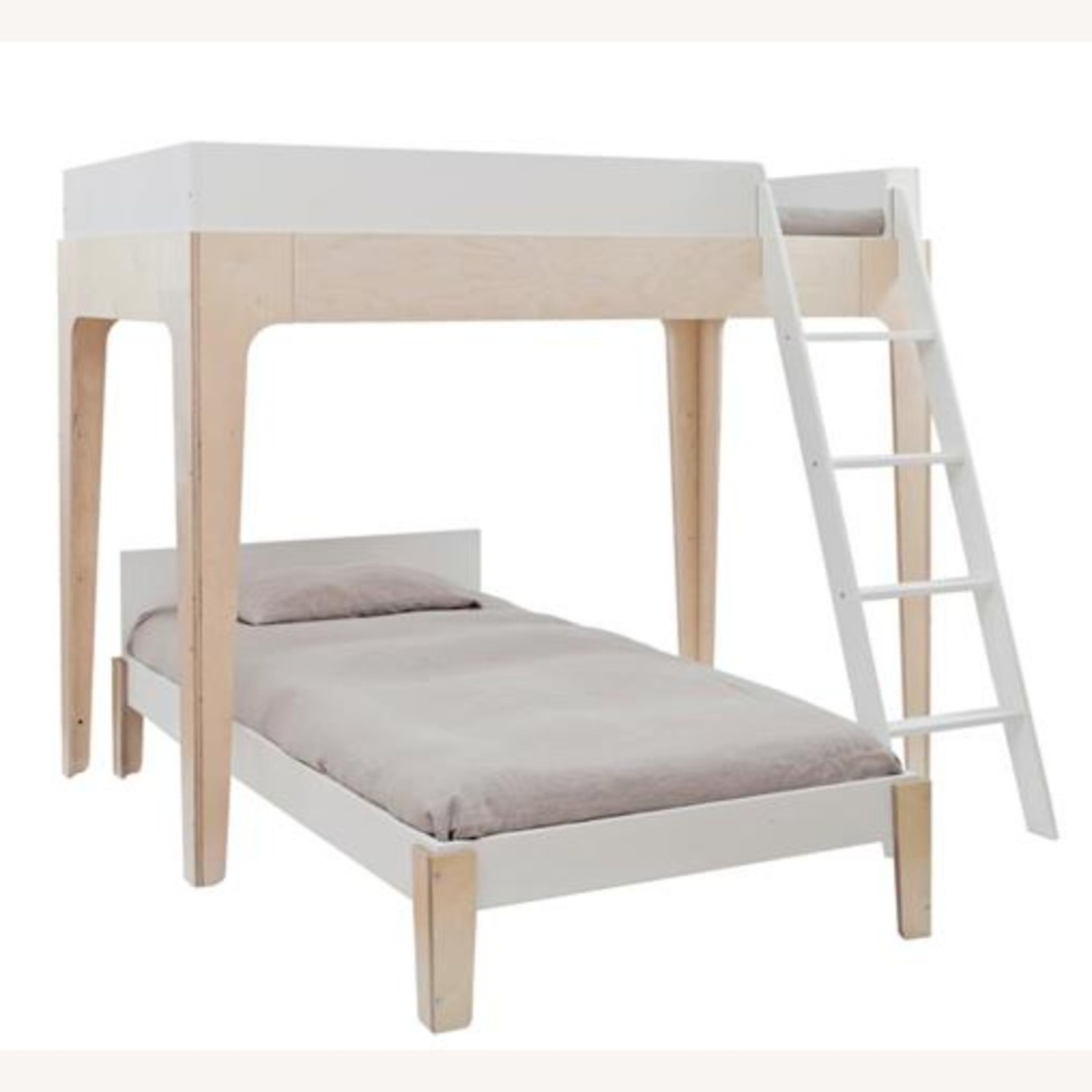Oeuf Perch Modern Classic Birch Bunk Bed - image-3