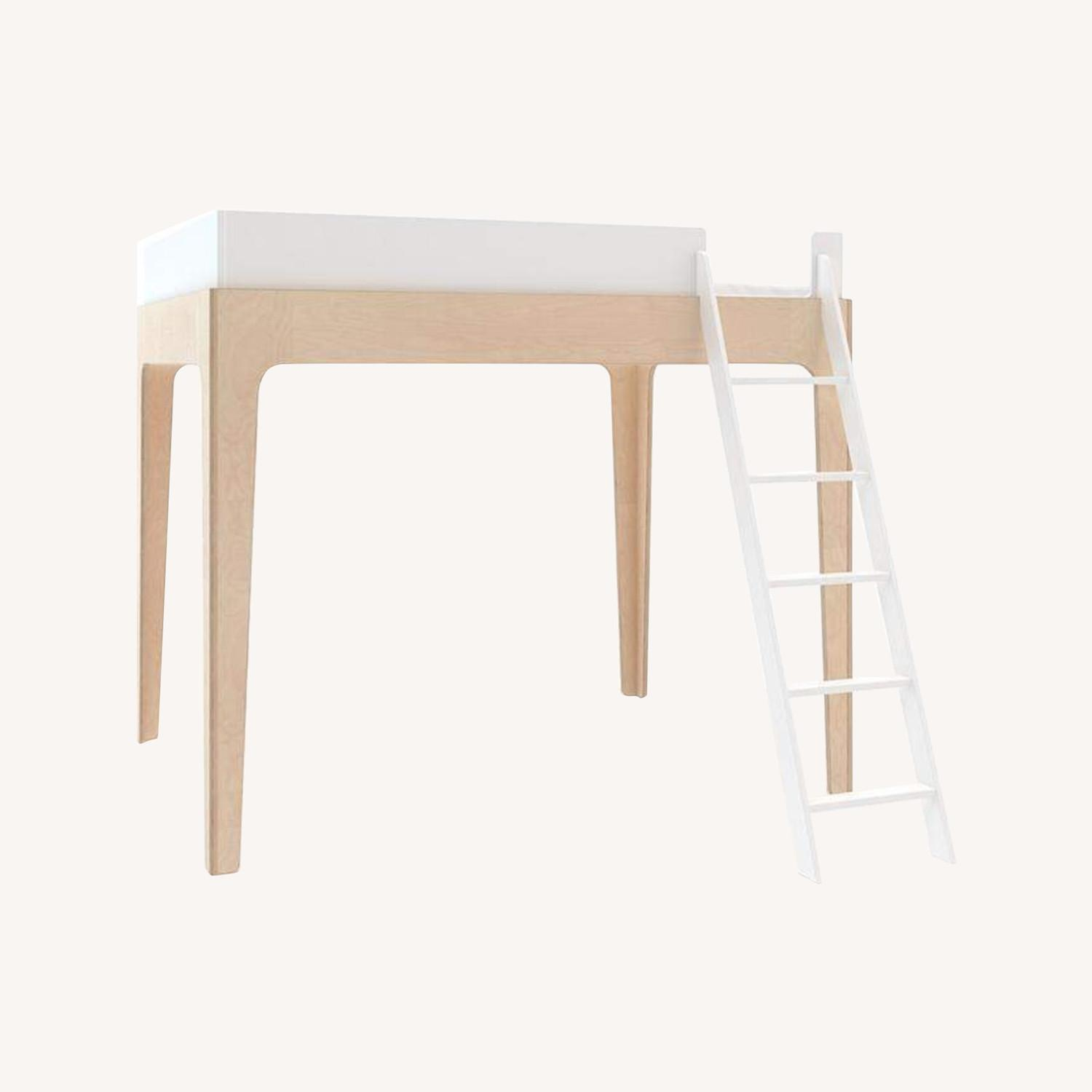Oeuf Perch Modern Classic Birch Bunk Bed - image-0