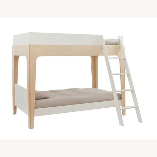 Used Oeuf Perch Modern Classic Birch Bunk Bed for sale on AptDeco