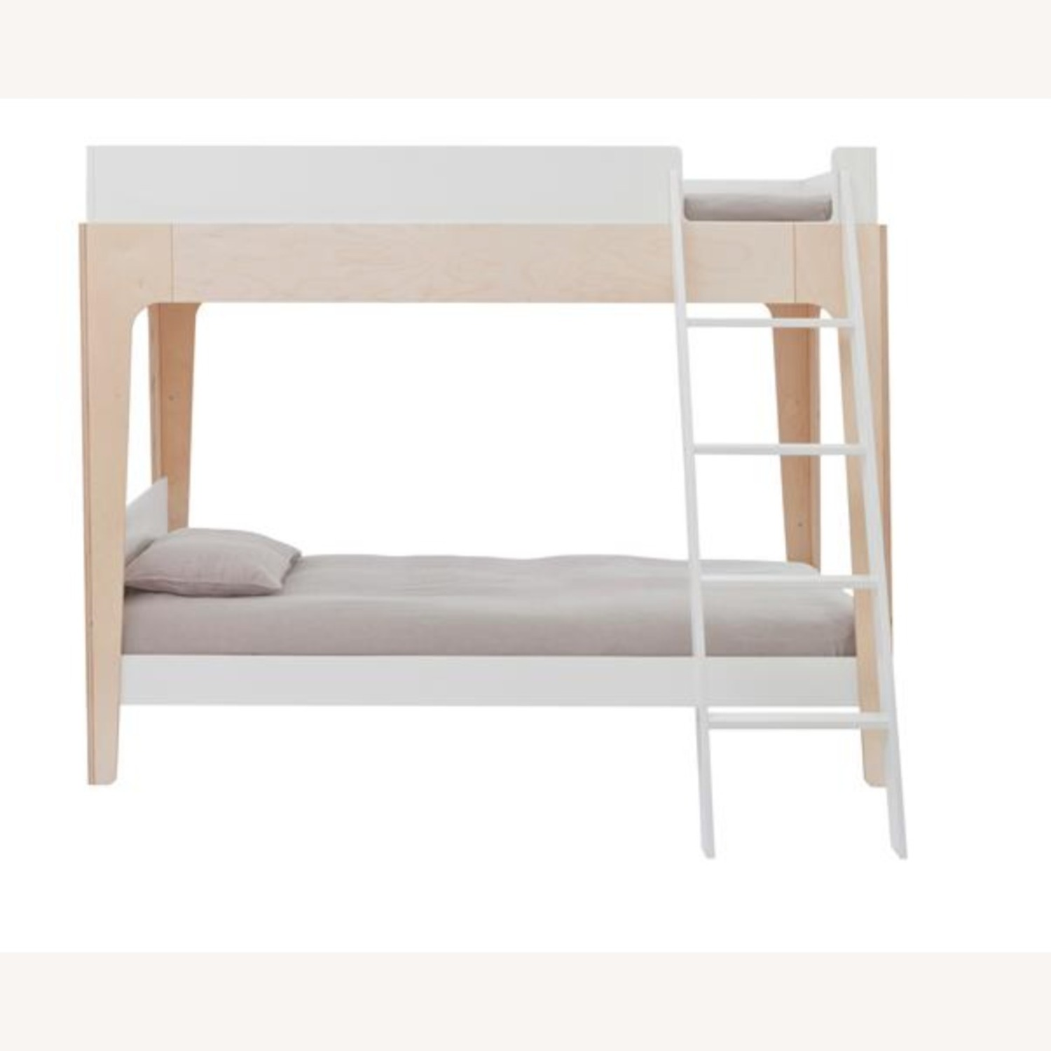 Oeuf Perch Modern Classic Birch Bunk Bed - image-4