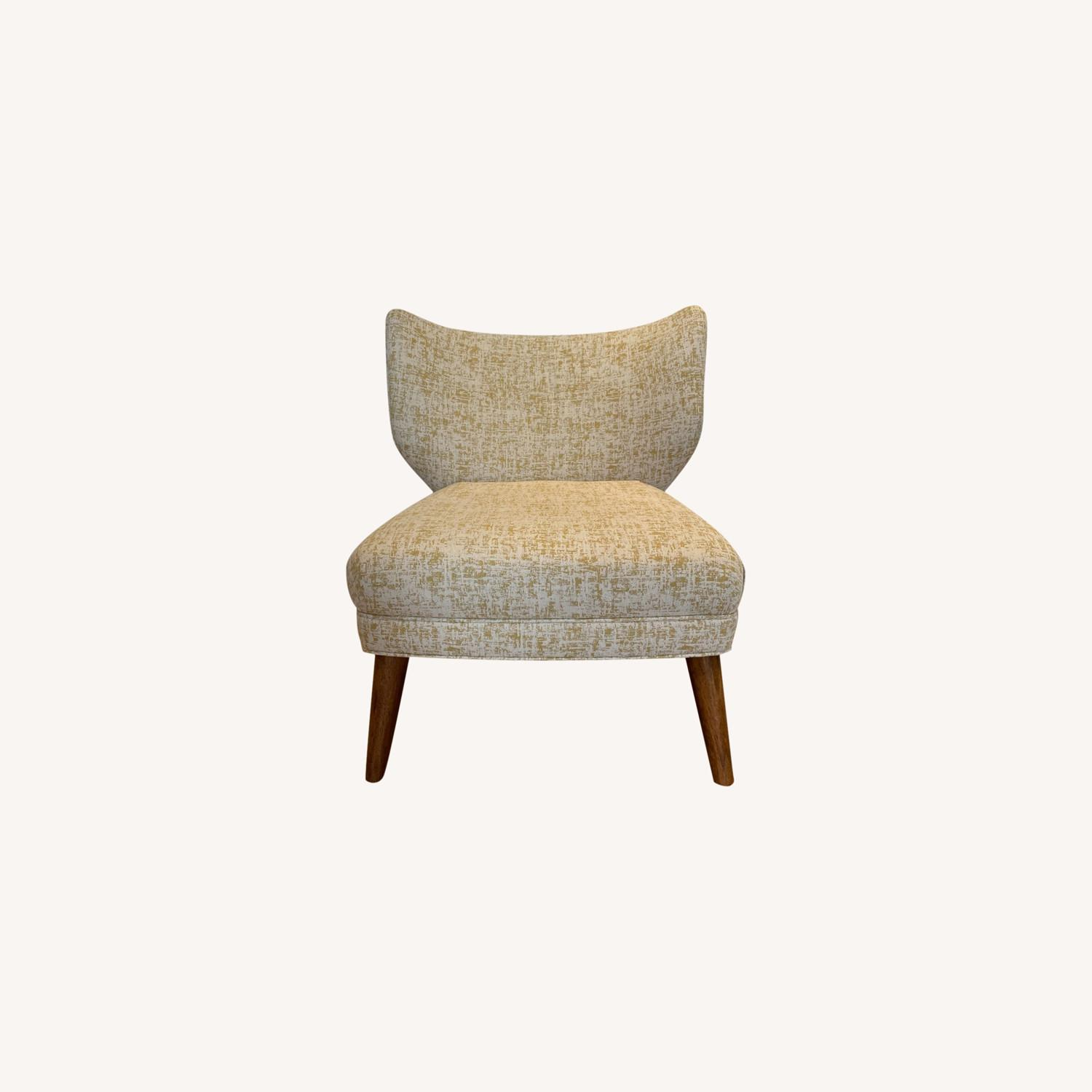 West Elm Retro Wing Chair - image-0