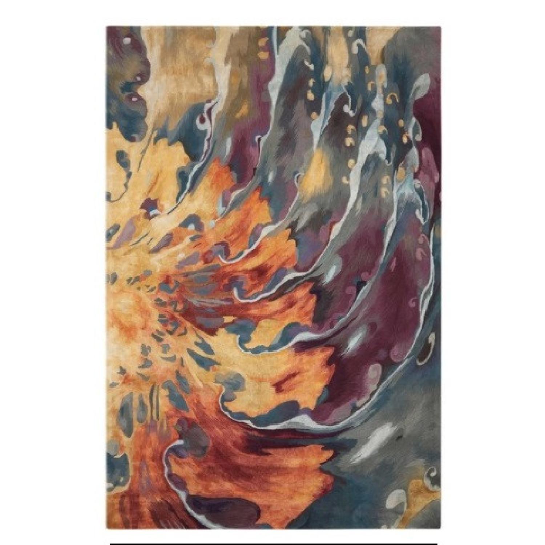 Nourison Multicolor Rug 8x10 - image-4