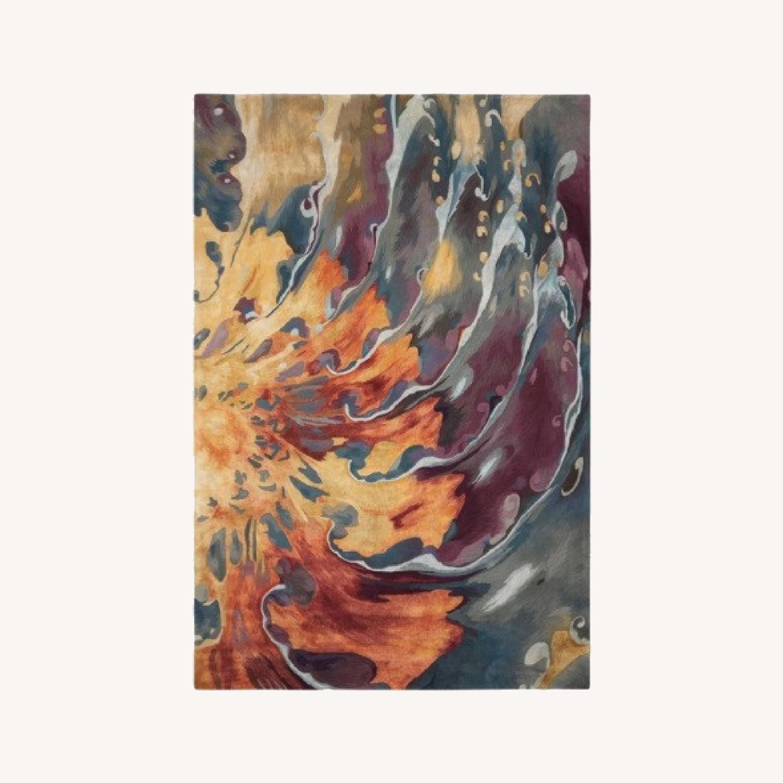 Nourison Multicolor Rug 8x10 - image-0