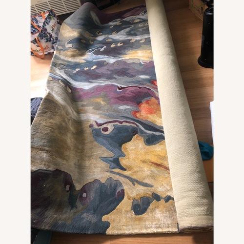 Used Nourison Multicolor Rug 8x10 for sale on AptDeco