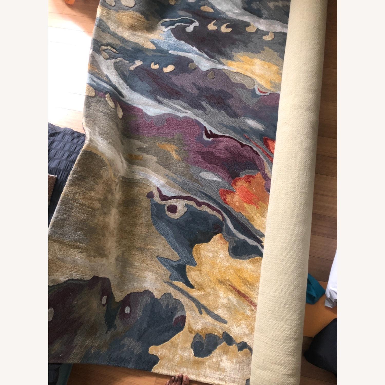 Nourison Multicolor Rug 8x10 - image-3