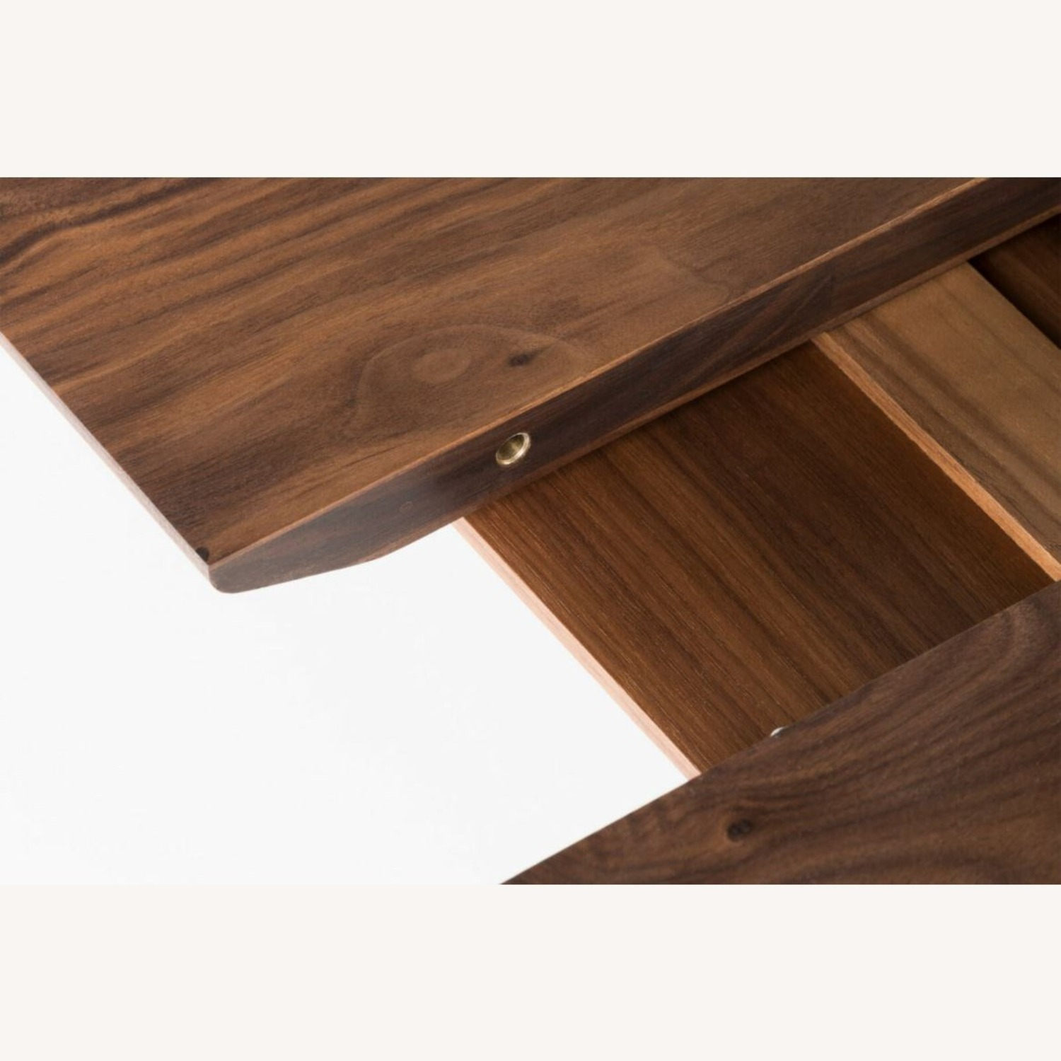 De La Espada 341E Extending Dining Table Walnut - image-6