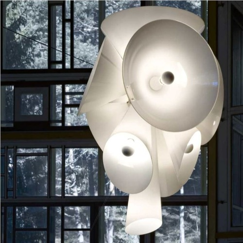 Used FLOS Nebula DDC Pendant Lamp Chandelier for sale on AptDeco