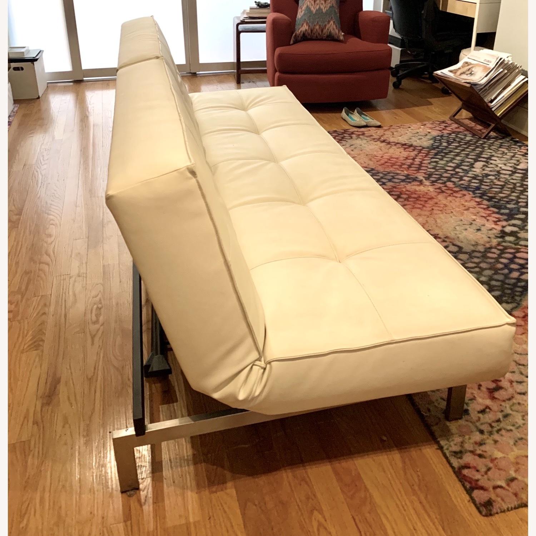 Innovation USA Leather Sleeper Sofa - image-9