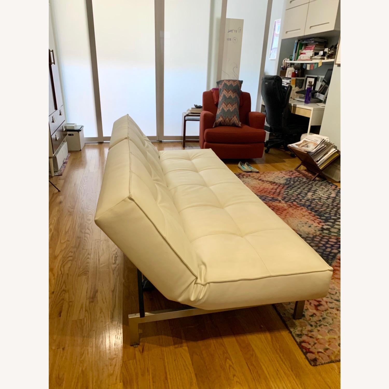 Innovation USA Leather Sleeper Sofa - image-6