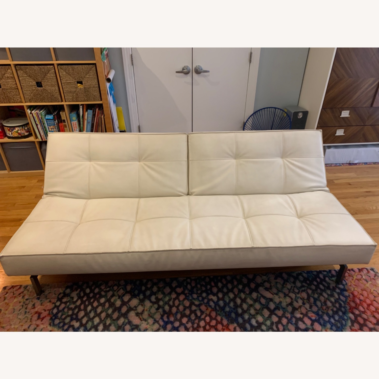 Innovation USA Leather Sleeper Sofa - image-3