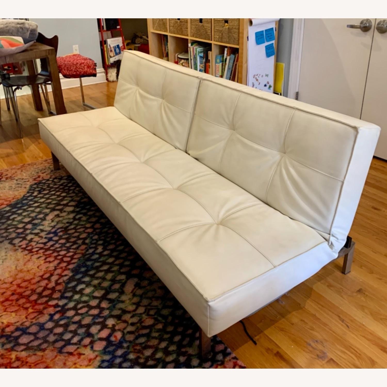Innovation USA Leather Sleeper Sofa - image-8