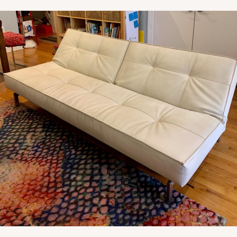Innovation USA Leather Sleeper Sofa - image-2