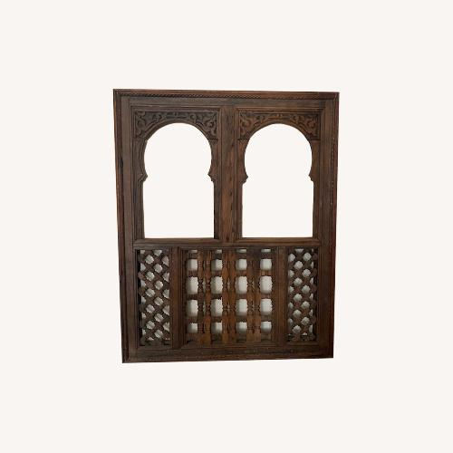 Used Salvaged Moroccan Window from Morocco for sale on AptDeco