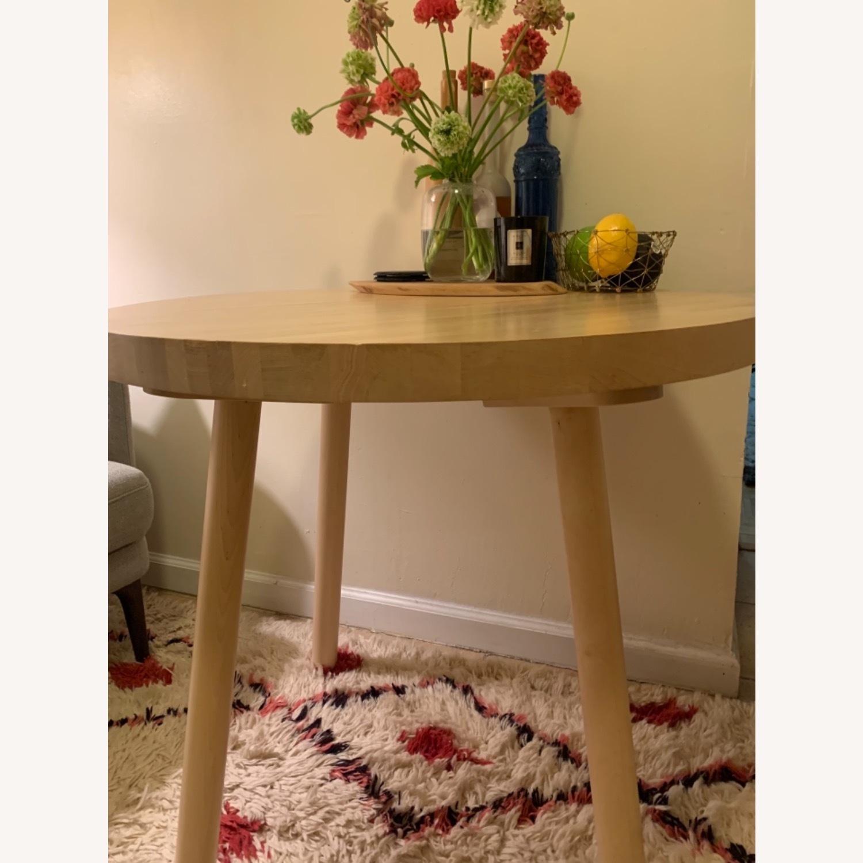 Tom Dixon Wood Bistro Table - image-5
