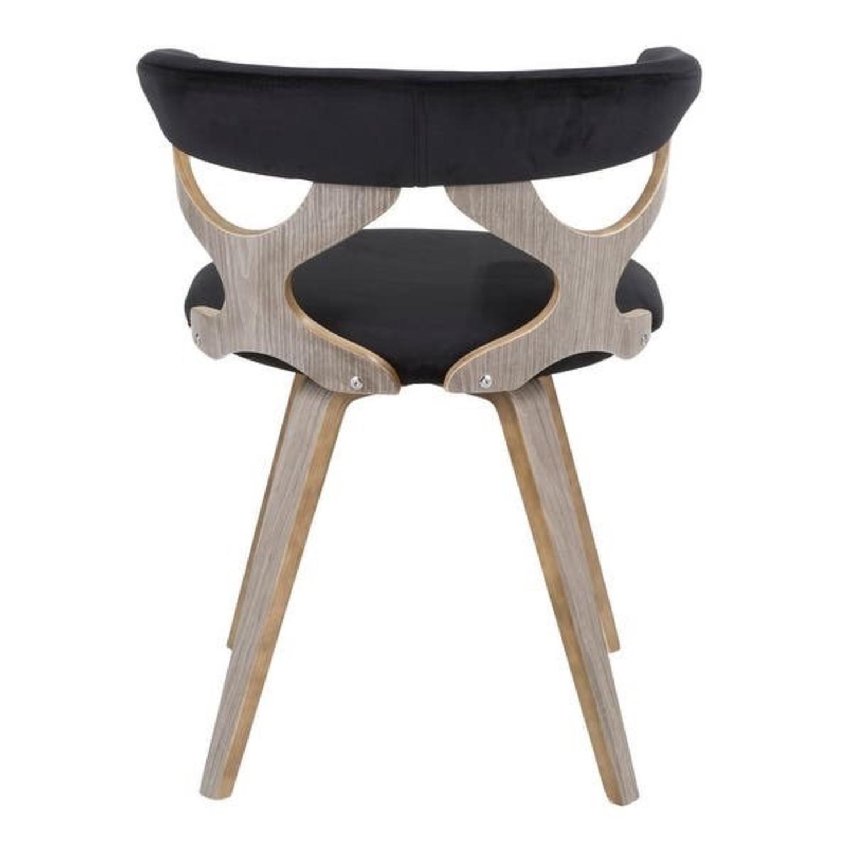 Wayfair Mid-century Modern Swivel Dining / Accent Chair - image-2