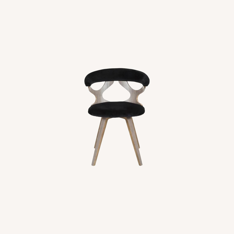 Wayfair Mid-century Modern Swivel Dining / Accent Chair - image-0