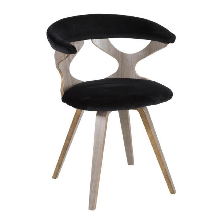 Wayfair Mid-century Modern Swivel Dining / Accent Chair - image-4
