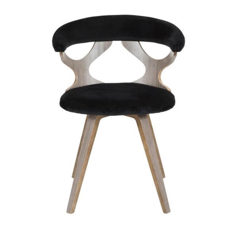 Wayfair Mid-century Modern Swivel Dining / Accent Chair - image-1