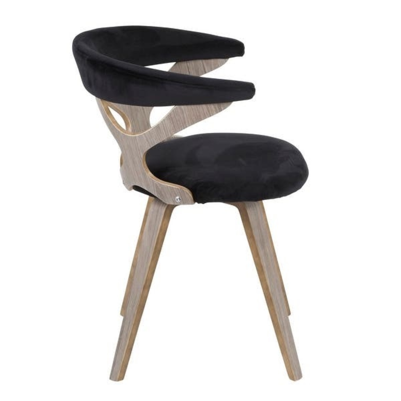Wayfair Mid-century Modern Swivel Dining / Accent Chair - image-3