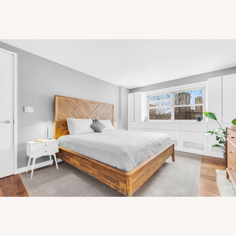 West Elm Alexa Reclaimed Wood Bed - King Size - image-4