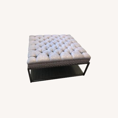 Used Coffee Table/ottoman for sale on AptDeco
