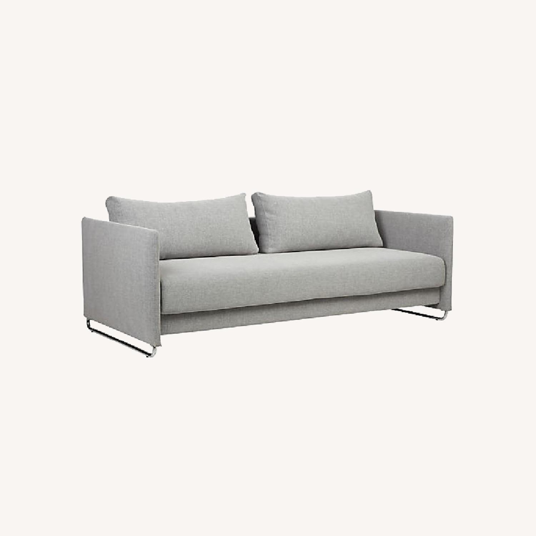 CB2 Tandom Sleeper Sofa - image-0
