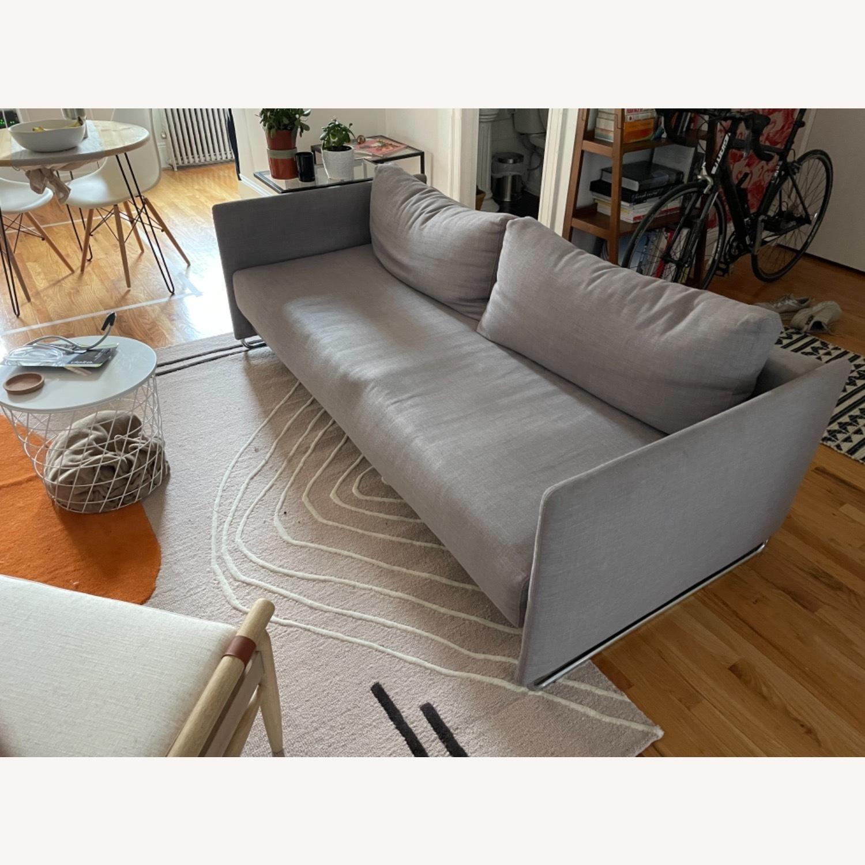 CB2 Tandom Sleeper Sofa - image-3