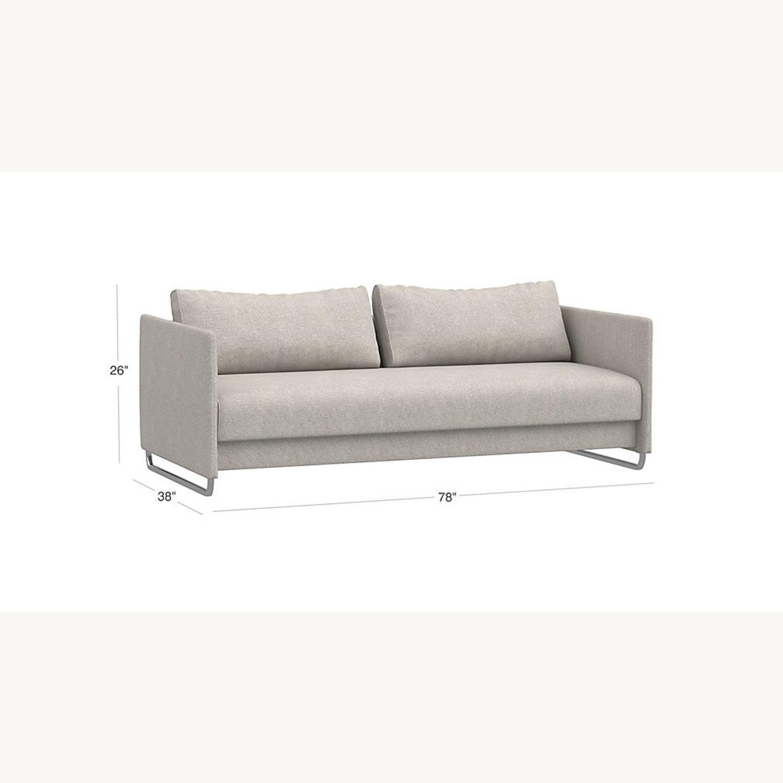 CB2 Tandom Sleeper Sofa - image-5