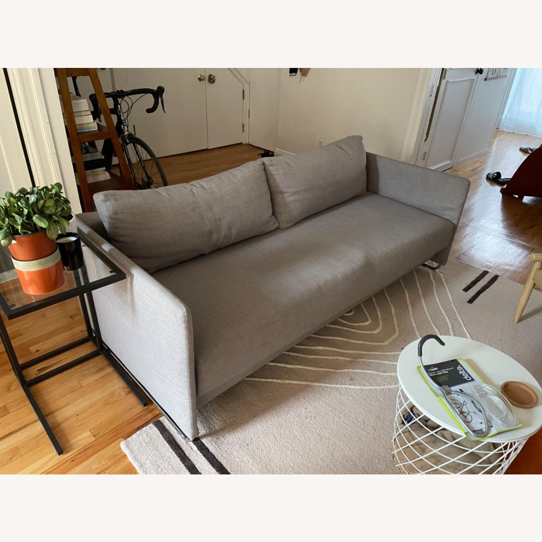 CB2 Tandom Sleeper Sofa - image-2