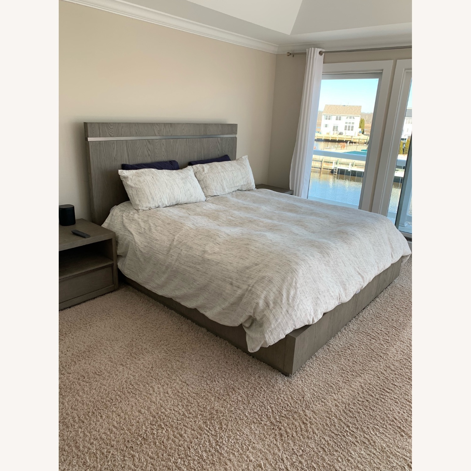 Restoration Hardware Bezeir Bed - image-4