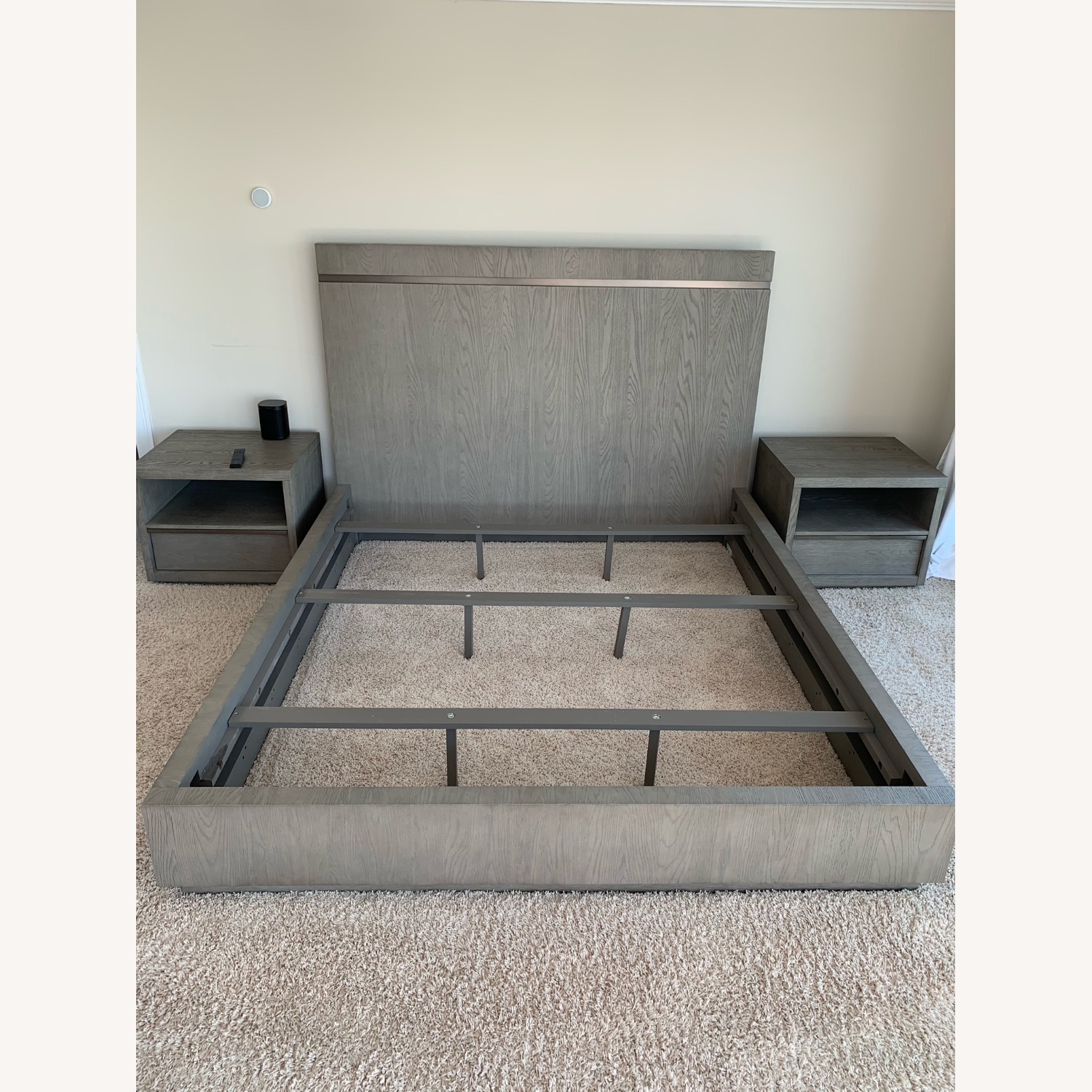 Restoration Hardware Bezeir Bed - image-3
