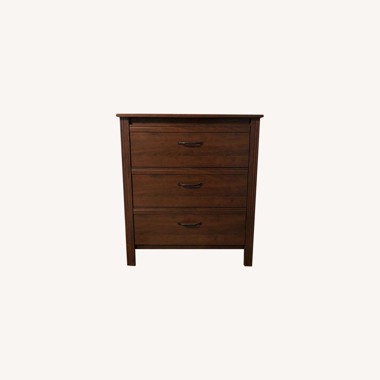IKEA 3 Drawer Dresser - image-0