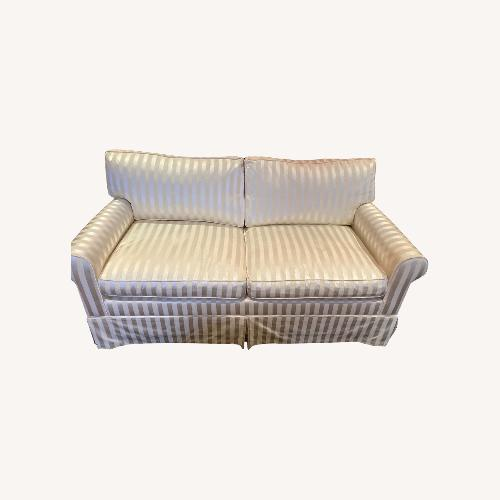 Used Pair of Carlyle Two Seat Sofas for sale on AptDeco
