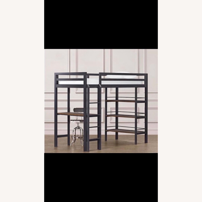 Restoration Hardware Loft Bed - image-0
