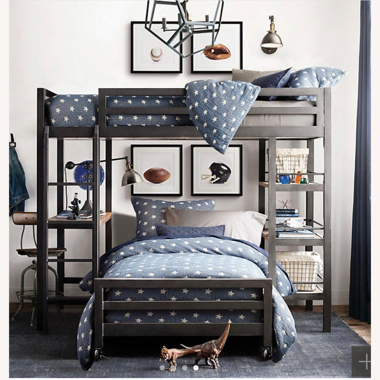Restoration Hardware Loft Bed - image-2