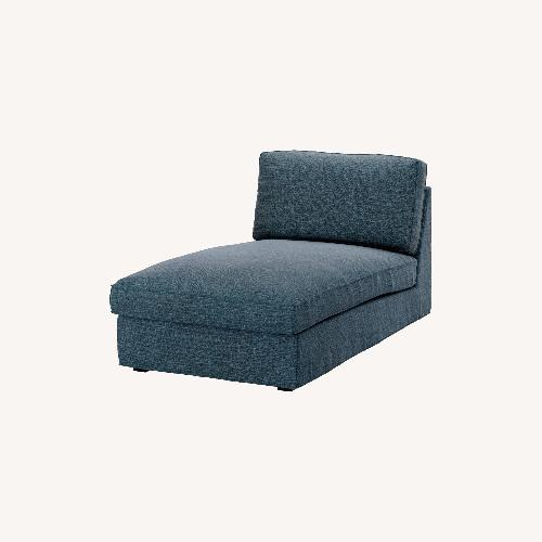 Used IKEA Kivik Chaise Lounge Sofa Chair for sale on AptDeco