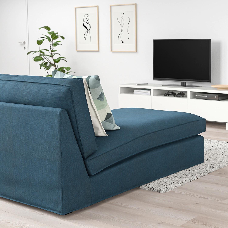 IKEA Kivik Chaise Lounge Sofa Chair - image-6