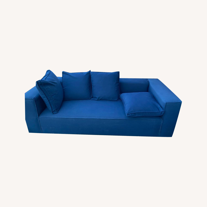 Comfortable Outdoor Sofa - image-0