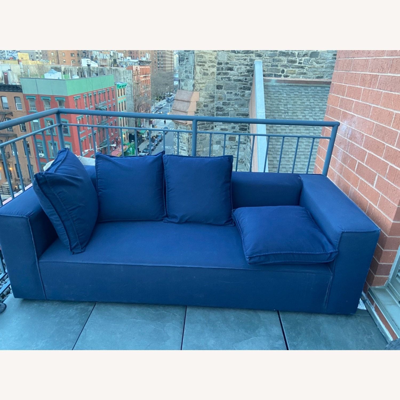 Comfortable Outdoor Sofa - image-1