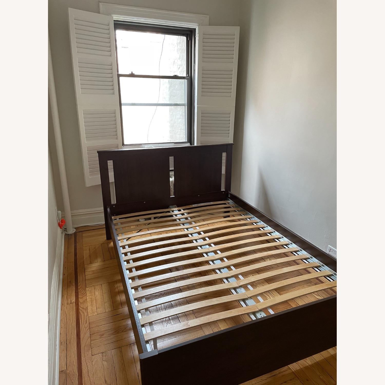 IKEA Songesand Full Bed Frame - image-0