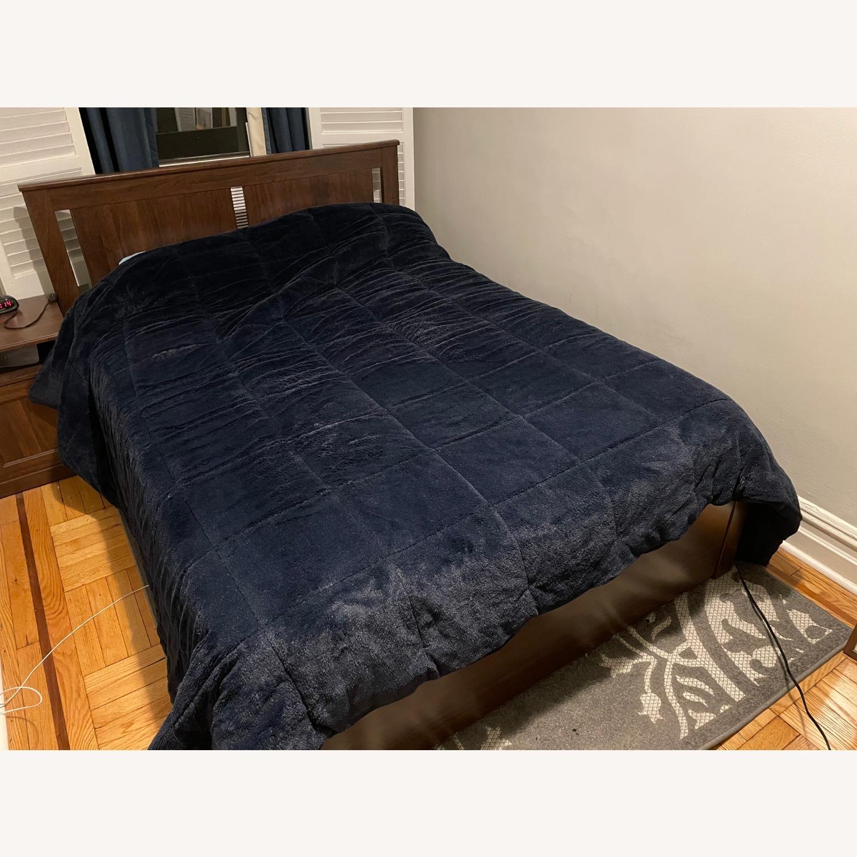 IKEA Songesand Full Bed Frame - image-1