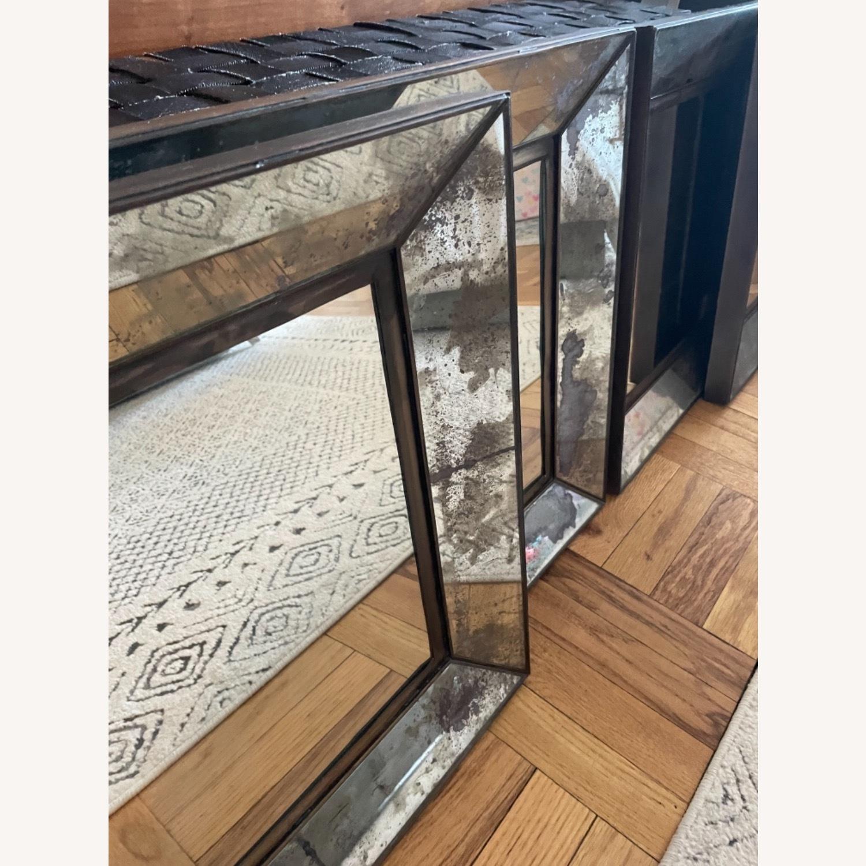 Crate & Barrel Dubois Square Mirrors - set of 4 - image-3