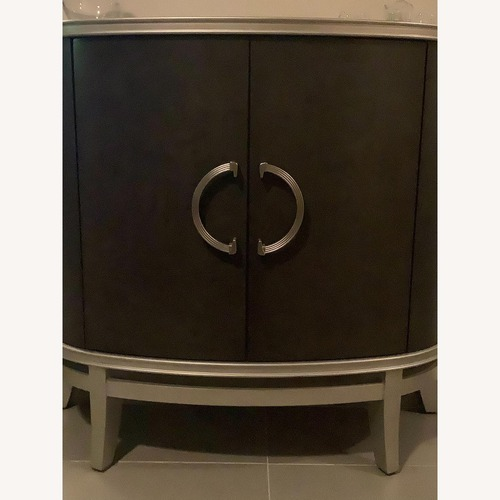 Used Contemory Bar Cabinet for sale on AptDeco