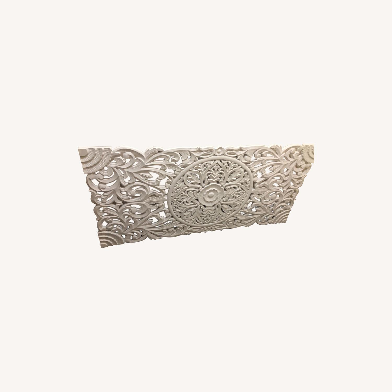 UO Sienna Headboard - image-0